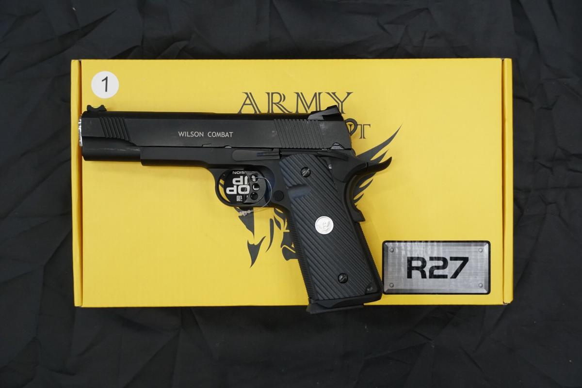 R27 Army Armament bk