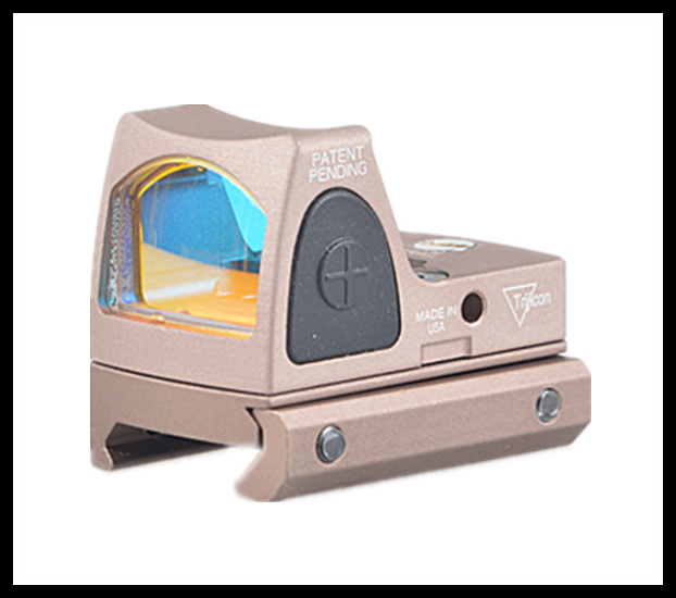 Red Dot Trijicon RMR สีทราย