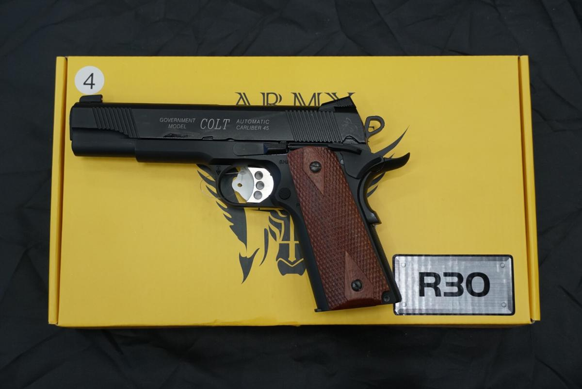 R30 Army Armament bk
